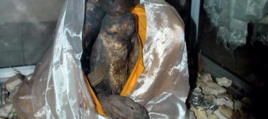 Mystery of the Mummy Of Sangha Tenzin, Himachal Pradesh, India