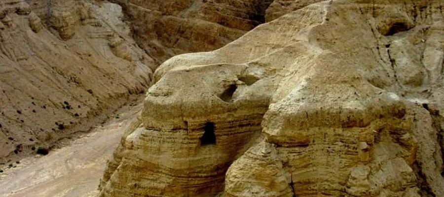 Nine unopened Dead Sea Scrolls found