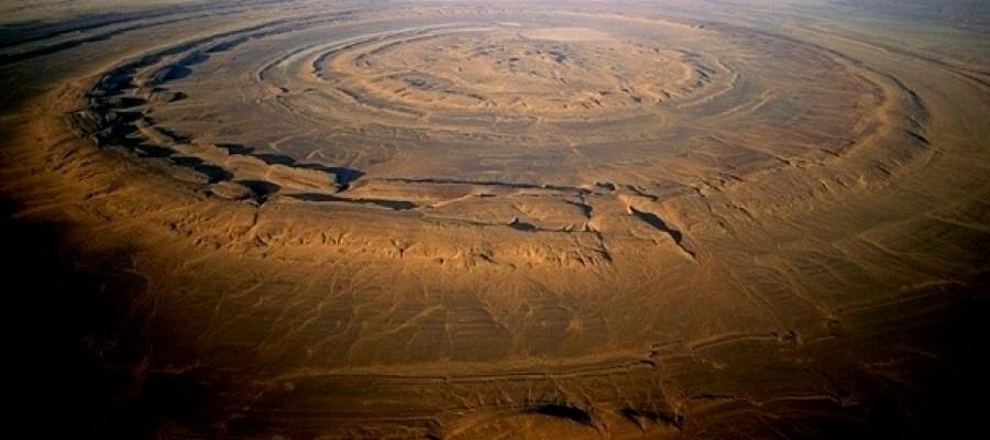 Strangest Natural Wonders – The Eye of the Sahara