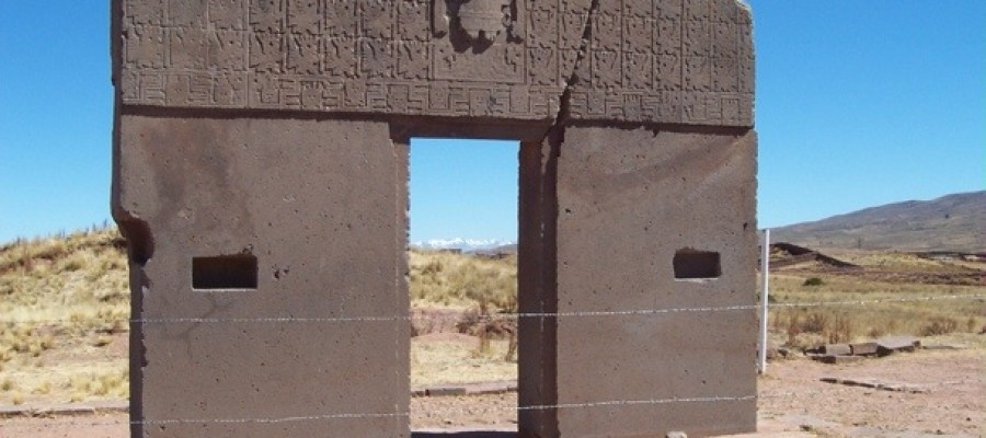 The mystery of the ancient city Tiahuanaco