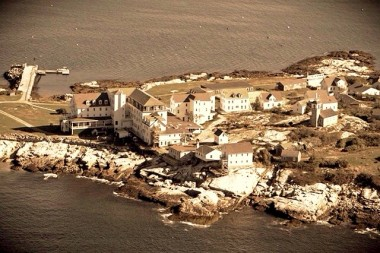 The Very Haunted Star Island, New Hampshire
