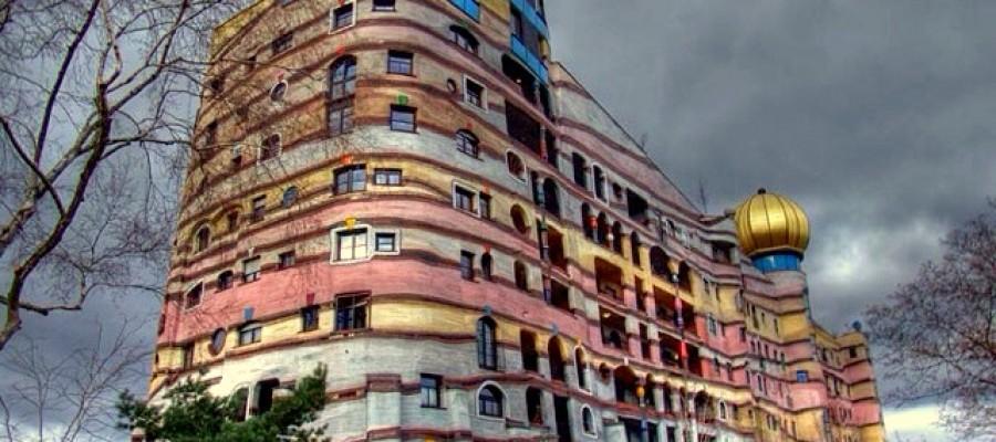 Strange Buildings – Waldspirale, Germany