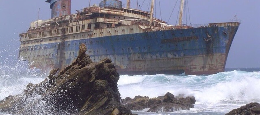 Ghost Ship – The SS America