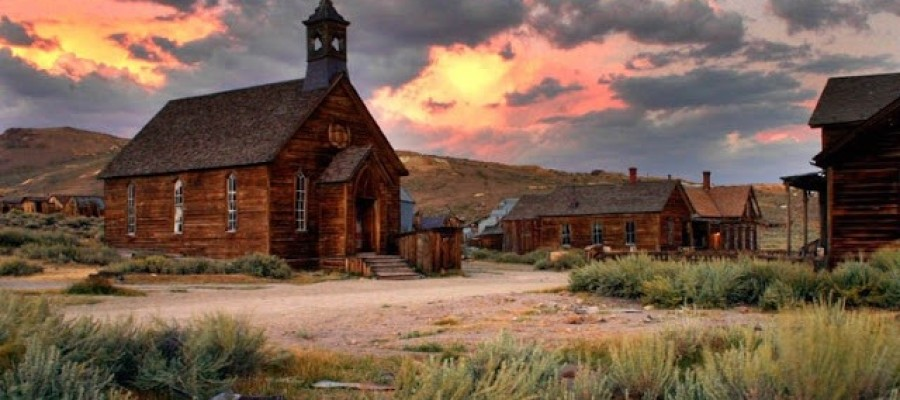 Ghost Town – The Wild West town of Bodie, USA