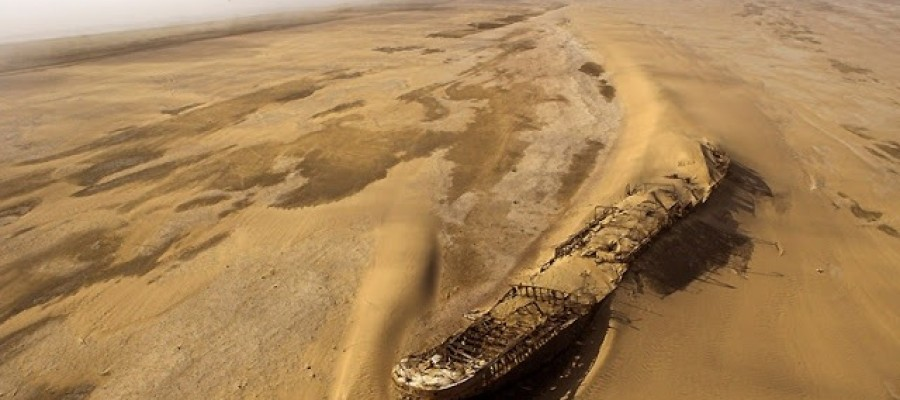 Worlds most haunting shipwrecks