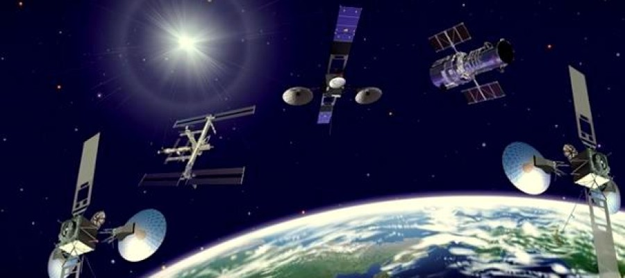 Tiny satellites developed to patrol Earth's orbit and monitor space junk