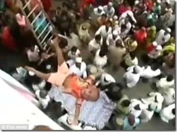 Bizarre Baby Tossing Ritual-Top 10 Unbelievable Yet True Indian Stories