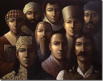 Secret Society of Nine Unknown Men of Ashoka - Top 10 Secret Societies of the World