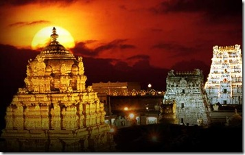 Tirumala Venkateswara Temple-Amazing Random Facts About India