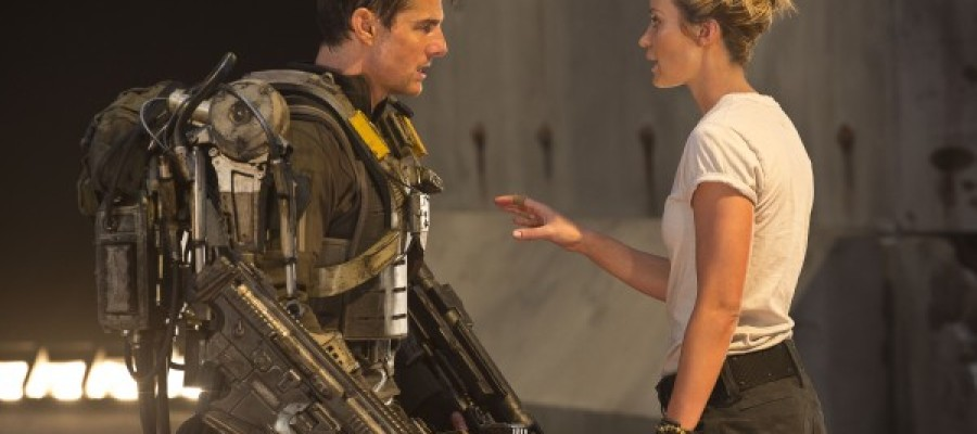10 Stunning & Interesting Movie Facts About EDGE OF TOMORROW