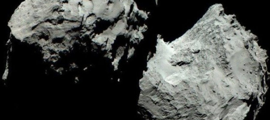 Philae comet could be home to alien life