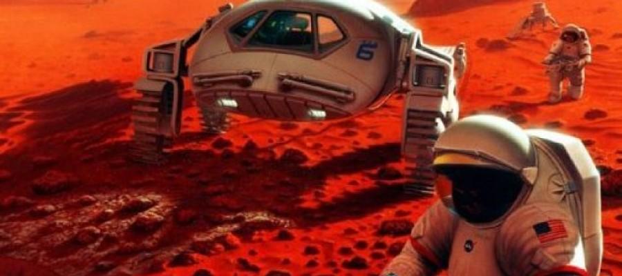 Buzz Aldrin spearheads plan to colonize Mars
