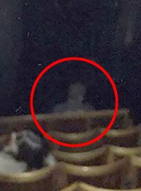 Paranormal hunters claim to 'prove ghosts exist' with unexplained photo!