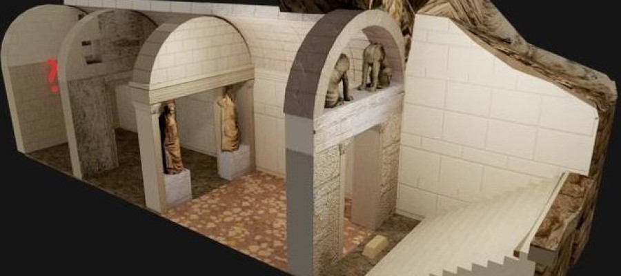 Greek tomb remains a mystery one year on