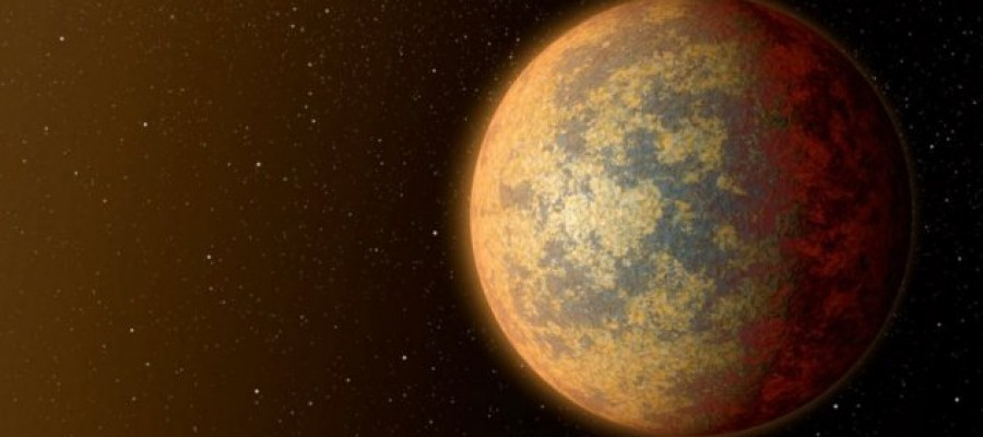 Rocky planet found 21 light years away