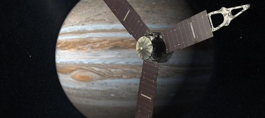 Juno spacecraft to reach Jupiter next year
