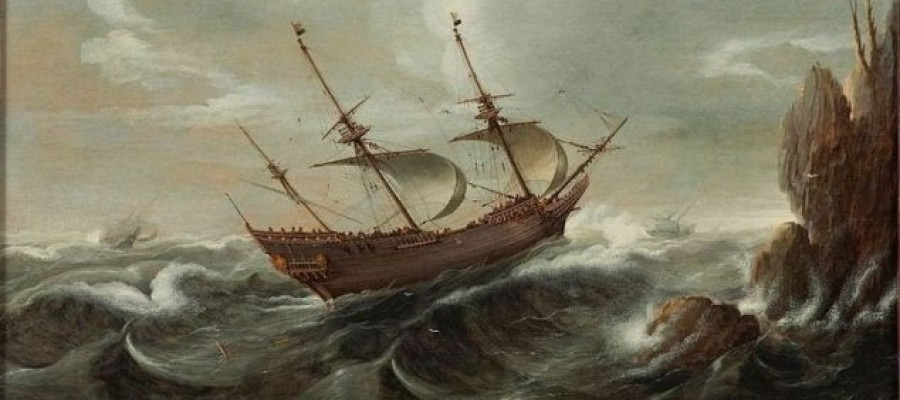 17th century shipwreck found near Panama