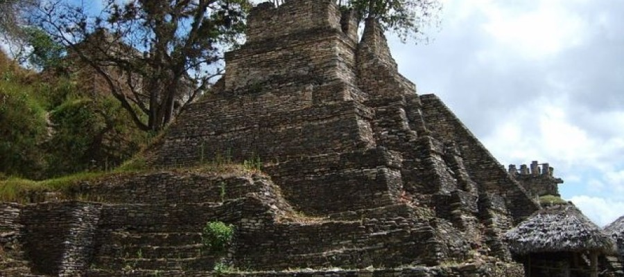 Mayan pyramid is among tallest ever found