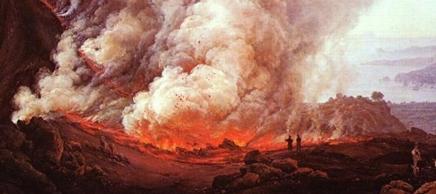 Volcanoes hastened fall of the Roman Empire