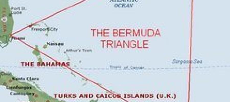 Unexplained incident of Bermuda Triangle