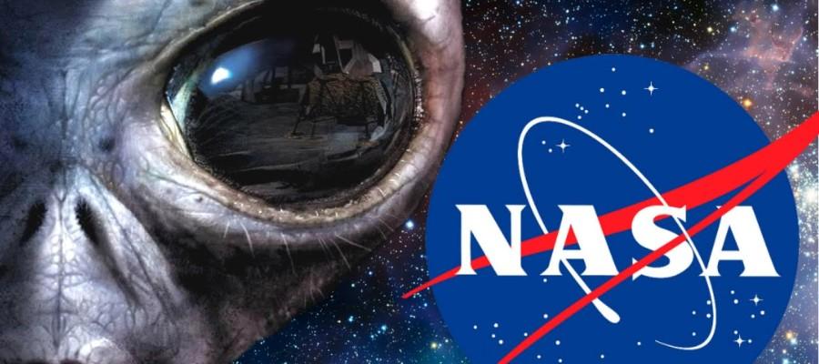 Is NASA Hiding Alien Life?