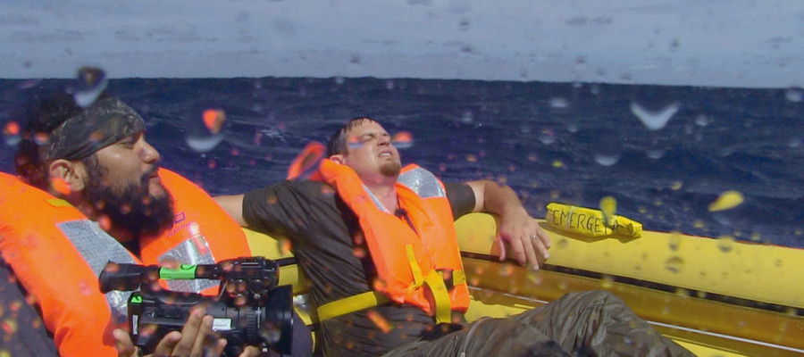 Baton Rouge man set adrift in Bermuda Triangle on Nat Geo's 'The Raft'
