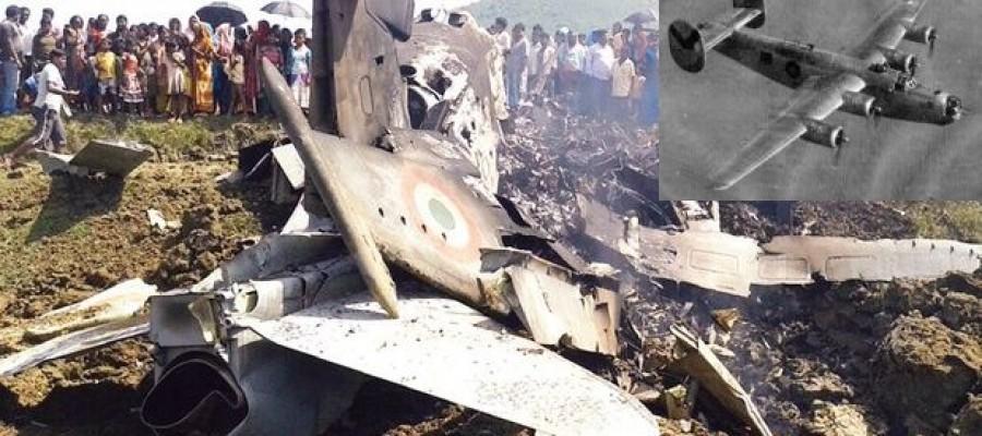 AJT Hawk crashed in India's Bermuda Triangle