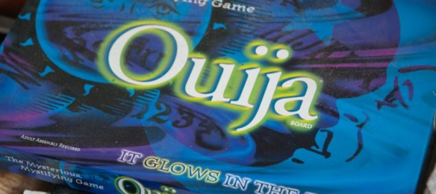 Ouija Writers Head to the Bermuda Triangle