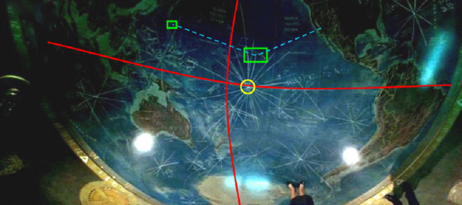 Bermuda Triangle-like effect discovered over Earth's equatorial region
