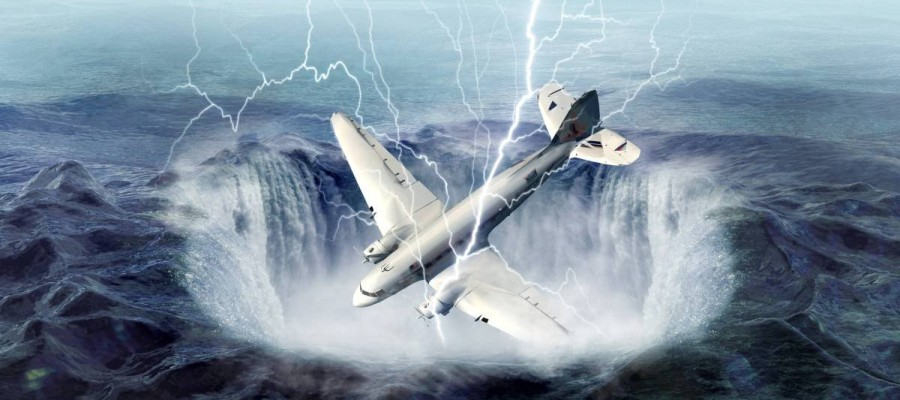 The world's strangest unsolved plane mysteries of Bermuda Triangle