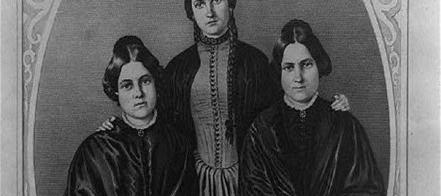 The strange story of the Fox sisters and the mysterious phenomenon