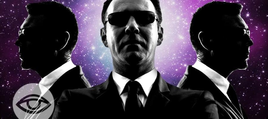 Do 'Men In Black' Really Exist?