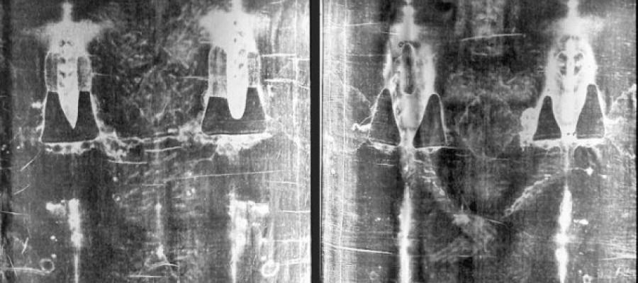 Strange new mystery over Turin Shroud discovered.