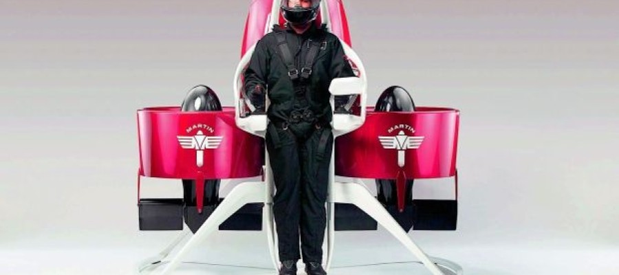 World's first commercial jetpack coming soon