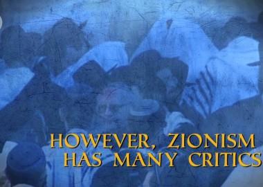 How Dangerous Is Zionism?