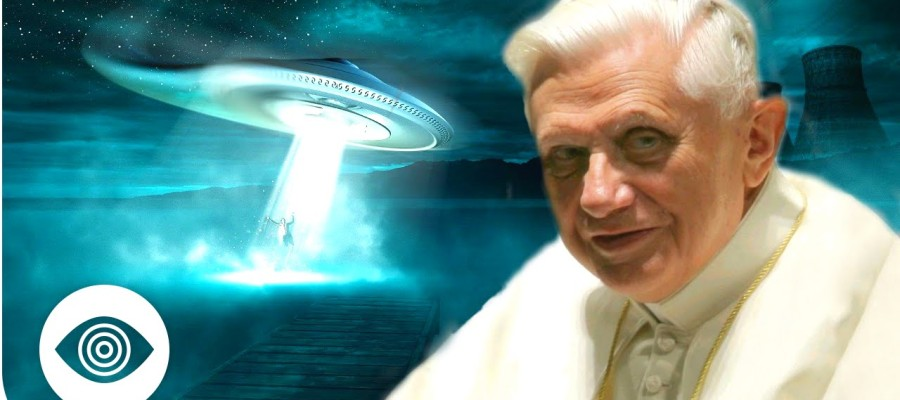 Did Aliens Force Pope Benedict To Resign?