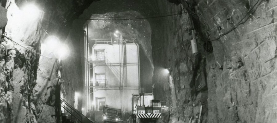 Strange Places – Cheyenne Mountain Complex, Home of NORAD