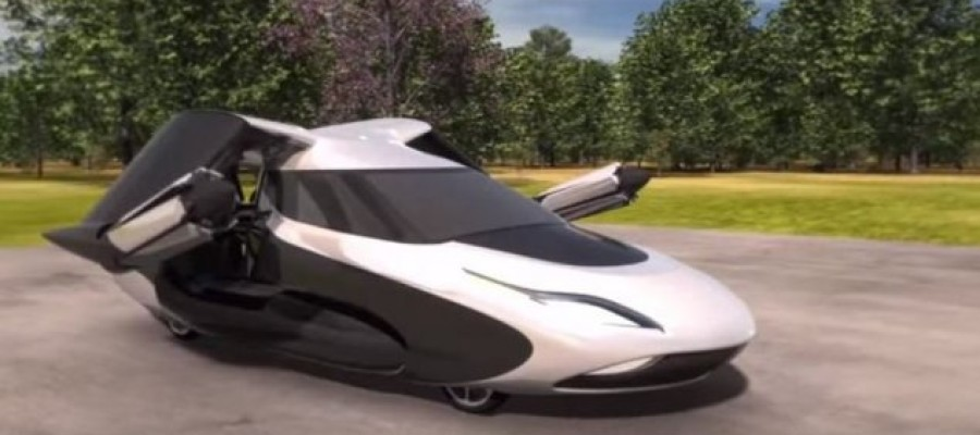 Terrafugia's flying car is now one step closer