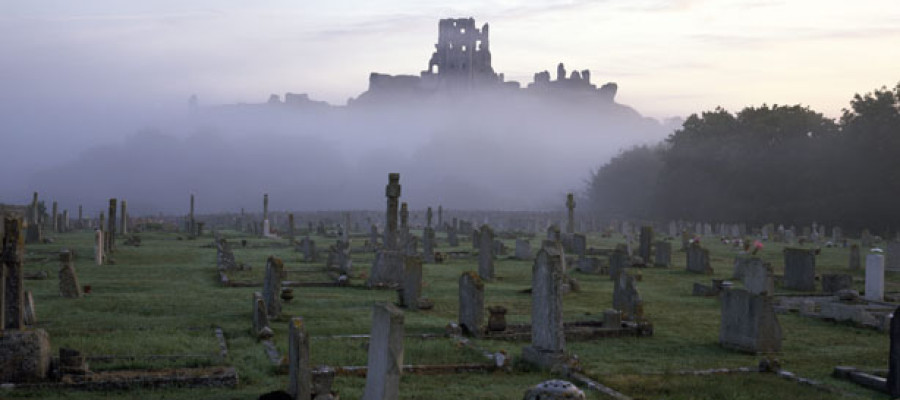 Strange and spooky castles in the UK