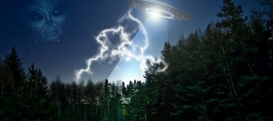 Was British policeman abducted by alien ?