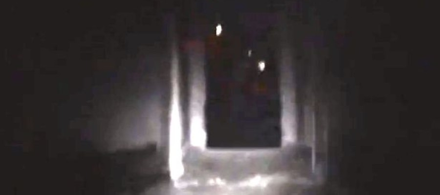 Ghost caught on film at Manchester Royal Lunatic Asylum, England
