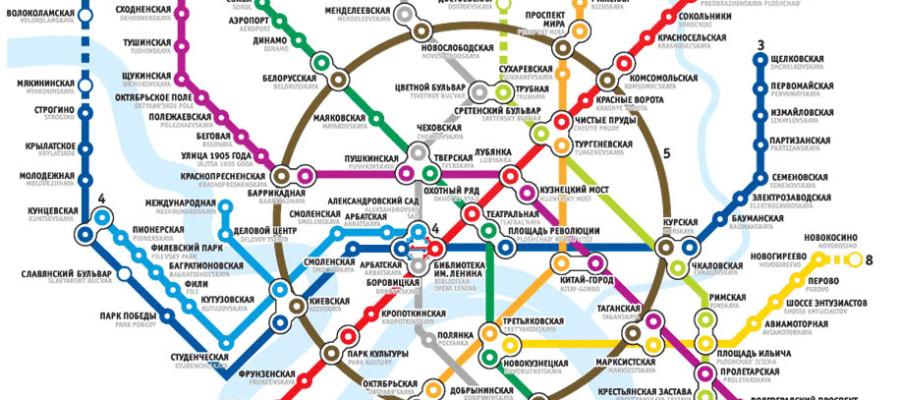 Strange and disturbing secrets of the Moscow Metro