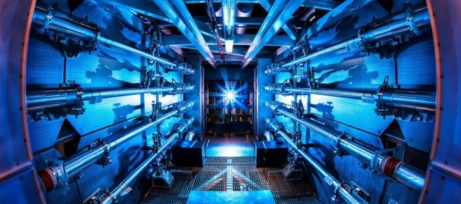 Germany conducts nuclear fusion experiment