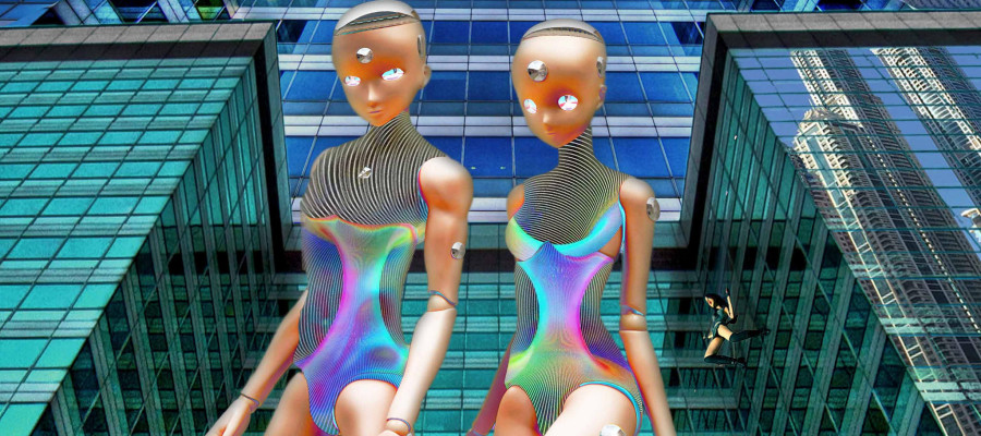The transhumanist conspiracy