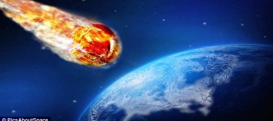 An asteroid might be about to fly past Earth