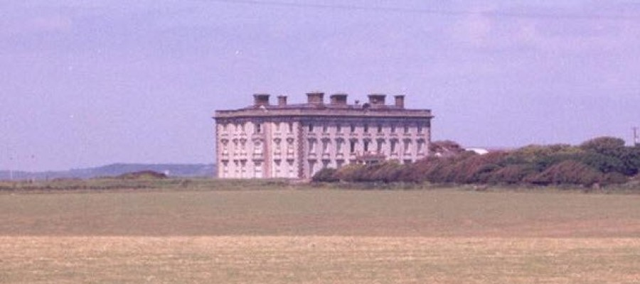 The haunted castle – Loftus Hall County Wexford
