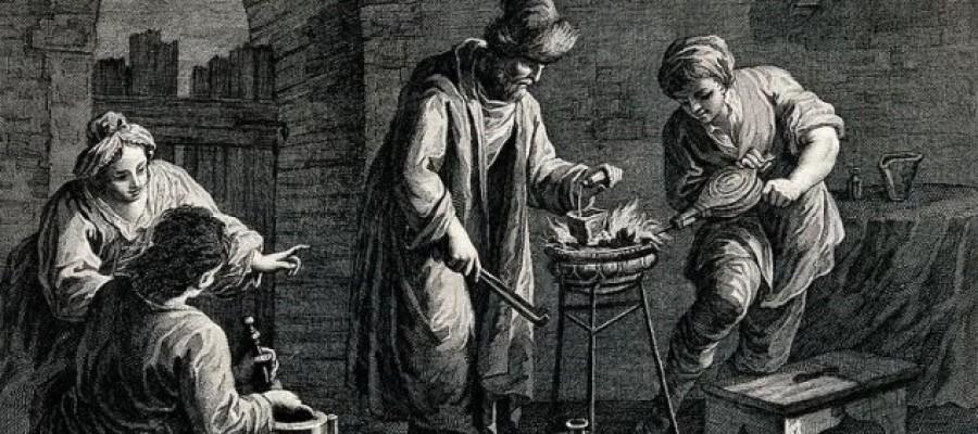 Newton's 'Philosopher's Stone' recipe found