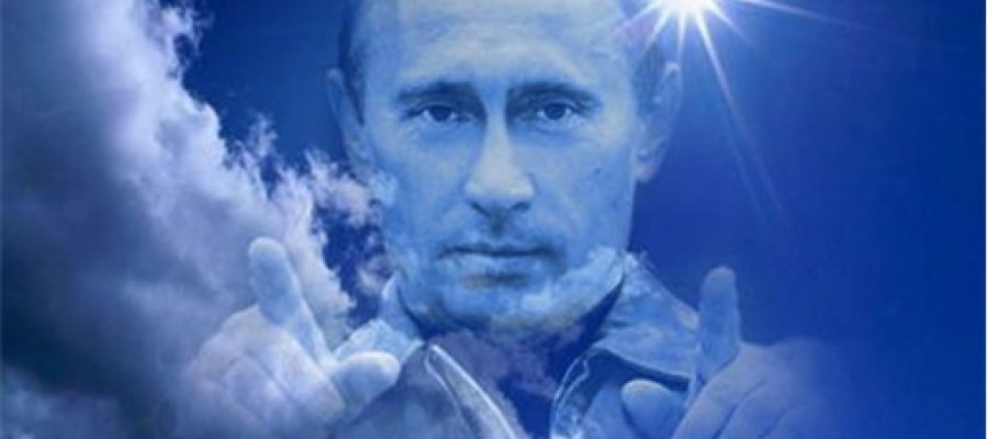 Is Putin really immortal? Some say yes!