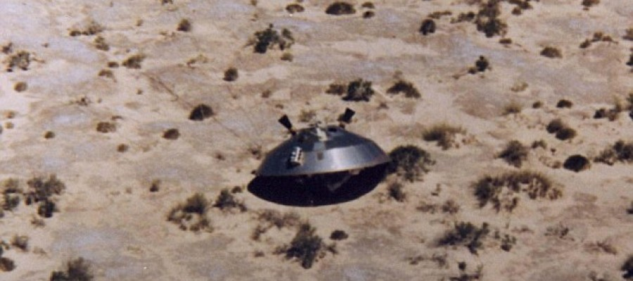 Roswell – 'It was a craft that did not come from this planet' claims CIA agent