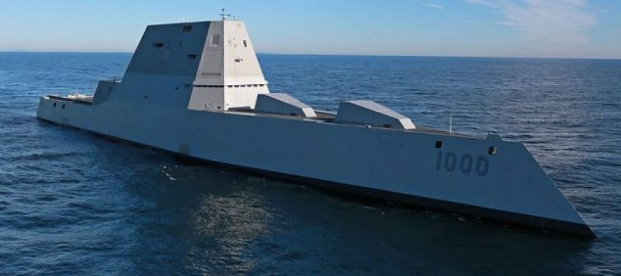 New 'stealth' ship commanded by Captain Kirk